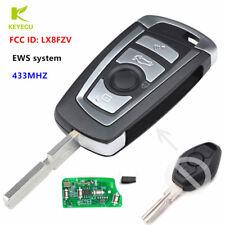 EWS Modified Remote Key for BMW 325 330 318 525 530 540 E38 E39 E46 M5 X3 X5 E65