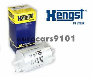 New! Mercedes-Benz Hengst Filters Fuel Filter H113WK 0024773001