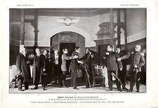 Herm.Reichenbach Ketten Theater Berlin Jacques Morway Guido Herzfeld Erich..1909