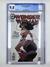 DC's Wonder Woman #154 Adam Hughes Cover CGC 9.8