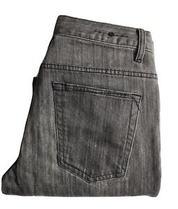 Earnest Sewn Jeans, Bryant Slim Fit, 29 x 28, Gray, Stretch, Exc Condition