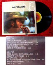 LP Don Williams: Visions (1977)