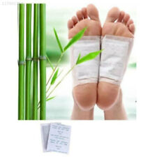 C996 10pcs Kinoki In Box Detox Foot Pads Herbal With Adhesive Fit Health Care