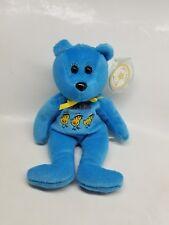 Dixie chicks  #28 blue Celebrity Bears  Bean Bag Plush