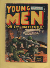 Young Men on the Battlefield #18 December 1952, Marvel, 1952 Series GD