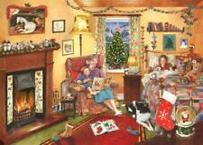 1000 Teile House of Puzzles HOP *A STORY FOR CHRISTMAS* Weihnachtspuzzle No 11