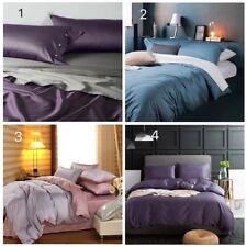 4-teilige Bettwäsche Sets - 100% Ägypt. Baumwolle