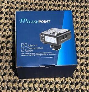 Flashpoint R2 Mark II TTL Transmitter for Fuji Cameras - NEW