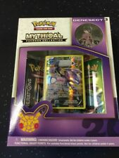 POKEMON TCG GENERATIONS MYTHICAL GENESECT COLLECTION BOX FACTORY SEALED
