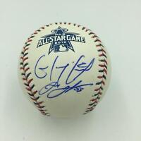 Hanley Ramirez & Josh Johnson Signed Official 2010 All Star Game Baseball