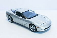 Maisto 1:18 Scale Special Edition Diecast Model 2005 Chevrolet Corvette Coupe