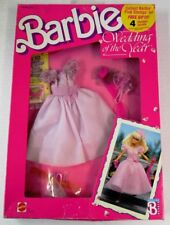 Skipper (Sister of Barbie) Wedding of The Year Bridesmaid Fashion Pack 3791  (..