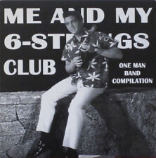 "Me and My 6 strings Club-One Man Band Compilation - 10"" Vinyl LP-surtout"