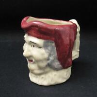 VINTAGE AUSTRALIAN POTTERY TOBY JUG FROM HEALESVILLE SOUVENIR