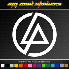 Linkin Park Vinyl Sticker Decal for car, ute, truck. Band music