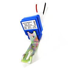 2PCS AS-10 Auto On Off Street Light Switch Photo Control Sensor 12V 10A 50-60Hz