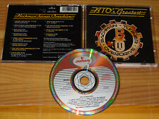 BACHMAN TURNER OVERDRIVE - BTO'S GREATEST / WEST-GERMANY-CD