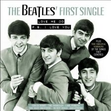The Beatles - Beatles First Single: Love Me Do / PS I Love You [New Vinyl] Holla