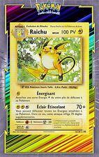 🌈Raichu - XY12:Evolutions - 36/108 - Carte Pokemon Neuve Française