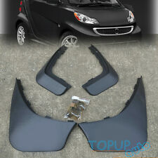 FRONT REAR MUD FLAP FLAPS FIT FOR 08-14 BENZ SMART FORTWO A451 C451 SPLASH GUARD