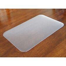 """Floortex Anti-Microbial Desk Pad 19""""x24"""" Clear FPHMTM4861EV"""