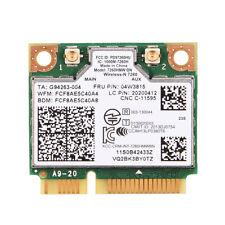 Mini Module Carte WIFI PCI-E Sans Fil Intel 7260BN Pour Lenovo Y510P Y410P Y430P