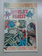 WORLD'S FINEST # 227 (DC, 1975) – 100 pages
