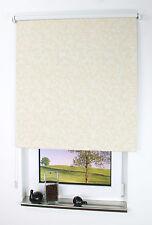 Liedeco Seitenzugrollo Dekor-abdunklung 142 X 180 Cm Fb. Wolke beige