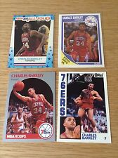 Charles Barkley NBA Basketball trading cards