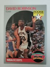 DAVID ROBINSON 1990 NBA HOOPS ROOKIE CARD# 270