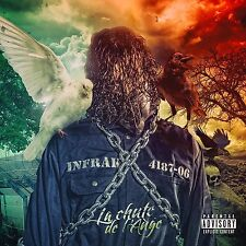 Infrak, La Chute de L'Ange (Rap & Hip-Hop 2016) CD BRAND NEW at Musica Monette