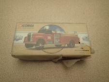 Corgi Classics 98450 Classic Fire Service Mack B Series Pumper Chicago Untouched