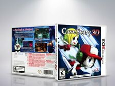 Cave Story 3D - 3DS - Replacement - Cover / Case - (NO Game) US/FR