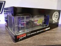 Jimmie Johnson 2020 Ally Rally Diecast, Liquid Color Elite (DIN #12 of 87)