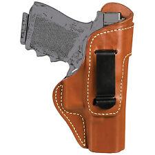 Blackhawk Leather ISP Holster w/Clip Sig P238 RH- Brown