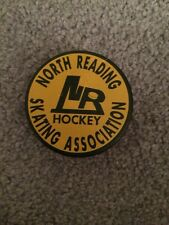 North Reading Hockey Puck