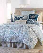 5-Pc Nina Campbell Marble Hill Full-Queen Comforter Set Paisley Toile Medallion