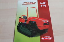 127029) Goldoni Cingolo C 55 75 Prospekt 199?