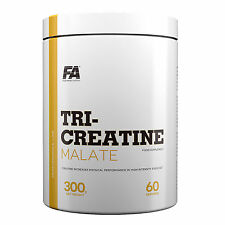 Tri-Creatine Malate 300g Strong Anabolic Powder Muscle Development Growth Gain
