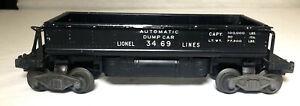 Lionel 3459 Automatic Dump Car