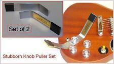 MusicianAtHeart STUBBORN KNOB PULLER SET Guitar Steel Luthier Tool