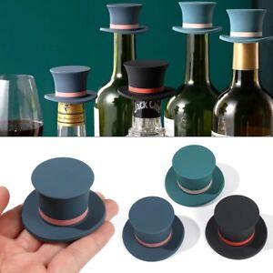 Champagne Wine Beer Bottle Stopper Plug Wine Bottle Sealer Cap CORKS Silicon