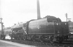 Chester Stanier 8F 2-8-0 48773 25.6.66 Railway Negative RN110