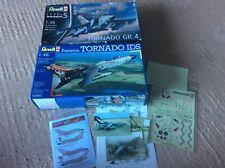 Revell Tornado GR4 & IDS kits + extra decal kits. 1/48