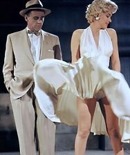 Marilyn Monroe and Tom Ewell on the set of The Seven Year Itch. 1954.