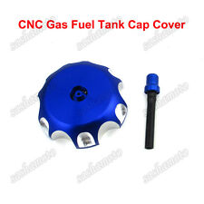 CNC Gas Fuel Tank Cap Cover For Yamaha YZ85 YZ450F YZ250F YZ125 YZ250 2003- 2015