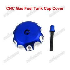 CNC Gas Fuel Tank Cap Cover For Yamaha YZ85 YZ450F YZ250F YZ125 YZ250 2003- 2015