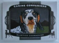 2018 Goodwin Champions Canine Companions Blue Tick Coonhound patch