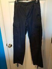 Boys Navy Blue Btu's Cargo Uniform/ Work Pants Size x-small regular by Tru-Spec