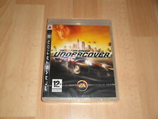 NEED FOR SPEED UNDERCOVER DE EA GAMES PARA LA SONY PS3 NUEVO PRECINTADO